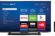 Streaming-Focused TVs