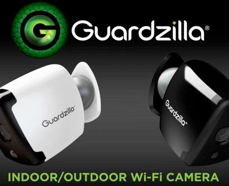 Weatherproof Wireless Security Cameras