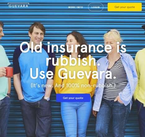 P2P Car Insurance - Guevara Lets Groups Share Insurance in Order to Keep Claims Low
