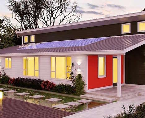 Prefabricated Eco-Homes