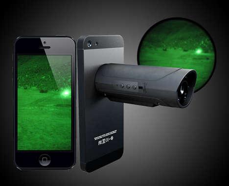 Night Vision Smartphone Lenses