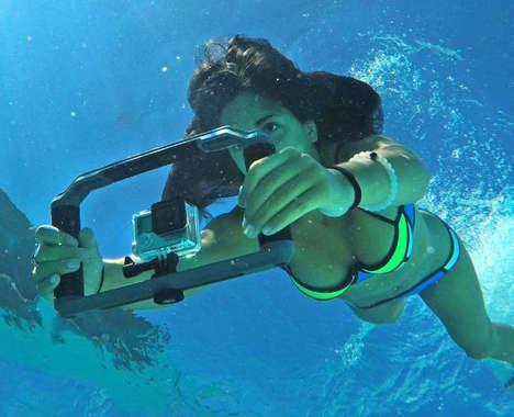 Rugged Frame Camera Mounts