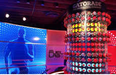 Sports Drink Festival Experiences - The Gatorade Lab at SXSW 2016 Embraces Its Scientific Roots