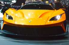 Sharply Styled Supercars - The Apollo Arrow is Setting New Records For Supercar Performance