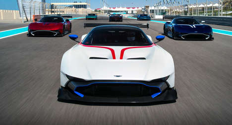 Supercar Training Programs - The Aston Martin Vulcan Driver Experience Program is Exclusive