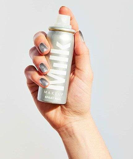 Spray-On Nail Art - Milk Makeup Makes DIY Nail Art So Much Easier to Execute