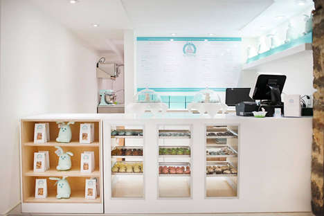 Micro Basement Bakeries - Pâtisserie Petit Lapin is a Small Bakery Creating Delicious Treats