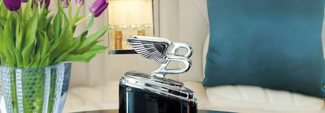 Car Brand Hotel Suites - Bentley Offers Owners Access to a Suite at the St. Regis Istanbul Hotel