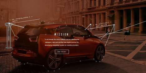 Wearable-Connected Auto Software - High Mobility is an Auto Startup Enabling Entirely Connected Cars