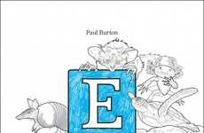 Animal Awareness Coloring Books - 'E is for Endangered' is an Animal Coloring Book for All Ages