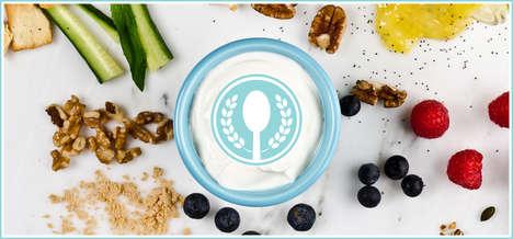 Artisanal Yogurt Bars - Astarté Yogurt Bar Boasts Hand-Crafted and Locally Sourced Treats