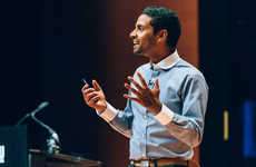 Rohan Gunatillake's Talk on Fear Shows that Motivation Can Overcome Panic
