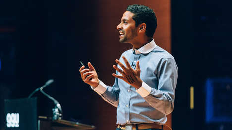 Entrepreneurial Doubt - Rohan Gunatillake's Talk on Fear Shows that Motivation Can Overcome Panic
