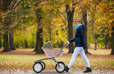 From Hybrid Baby Strollers to Self-Propelled Strollers
