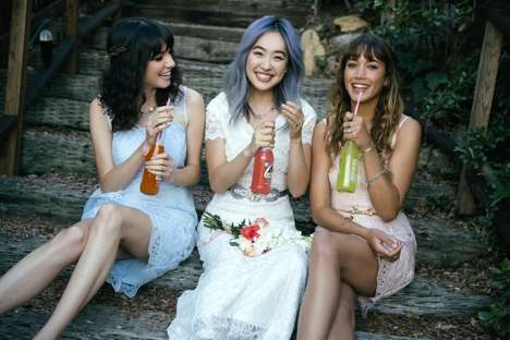 Budget-Friendly Bridal Collections - The ModCloth Bridal Line Features Affordable Wedding Gowns
