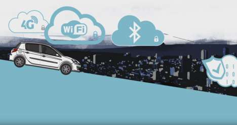 Automotive Cloud Updates - Arynga is a Start-Up That Provides Over-the-Air Software Updates