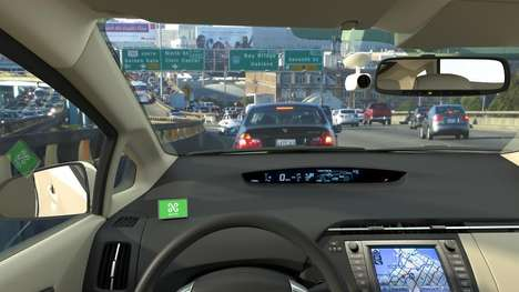 Cognitive Car Safety Systems - Autonomous Driving Start-Up NAUTO Offers After-Market Solutions