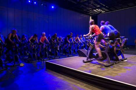 Intensive Day-Long Workout Events - The Les Mills Live Tour Kicked Off for 2016 at Excel London