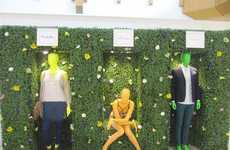 Clothing Kiosk Campaigns - The Style Garden is a Retail Installation from Intu Touring the UK
