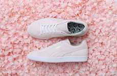PUMA's 'Sakura' Sneakers Celebrate Japan's Cherry Blossom Season