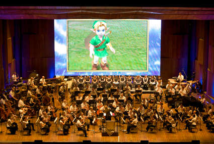 Video Game-Inspired Symphonies - This Musical Event Celebrates a Beloved Video Game Franchise