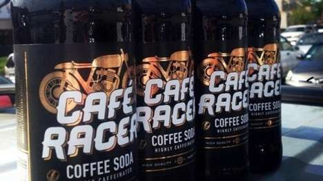 Carbonated Cold Brew Coffees - This Brand is Producing Ready-to-Drink Bottles of Carbonated Coffee