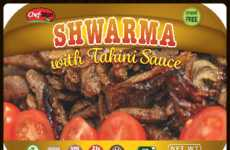 Vegan Shawarma Alternatives - This Meat Alternative by Chef-Man Recreates Shawarma