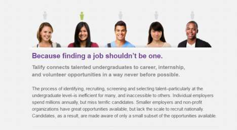 Personality-Based Hiring Platforms - This Job-Matching Tool Relies on Personality Rather Than Skills