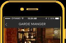 Last-Minute Reservation Apps - The DINR Platform Matches Eaters to Table Bookings Day Of
