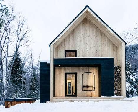 Minimalist Gothic Cottages