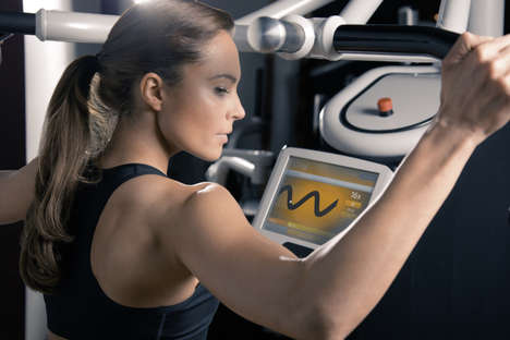 Cloud-Connected Gym Services - This Company Helps Gyms Give Their Facilities a High-Tech Upgrade