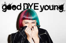 Vibrant Vegan Hair Dyes