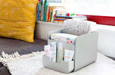 Portable Diaper Caddies