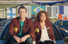 Comical Salesperson Webseries - Comedy Central's 'Used People' Webseries is Set in a Used Car Lot