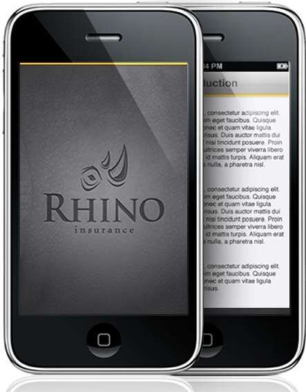Comprehensive Mobile Warranties - The Mobile Rhino Insurance Plan Covers Loss, Theft and Damage