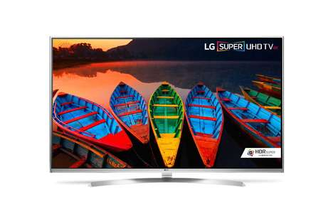 Precision 4K TVs - The LG 4K Ultra HD Smart LED TV is Designed to Precision Viewing Experiences