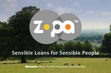 P2P Lender Bank Collaborations - The Zopa P2P Lending Platform Partnered with Metro Bank