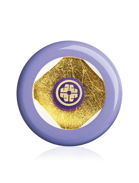 Gold-Infused Lip Treatments - Tatcha's Gold Camellia Nourishing Lip Balm Boasts Herbal Ingredients