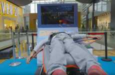 Mall Skydiving Simulators