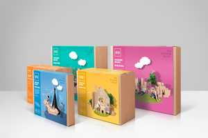 The Packaging for GIGI Bloks is Made from Sustainable Materials