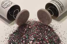 Exploding Glitter Mail Services