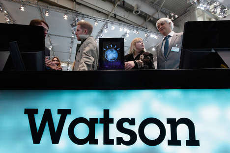 Big Data Network Partnerships - Turner Teams Up with IBM Watson to Boost Ad Sales and Revenue