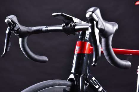 Computer-Packing Bicycles - The SpeedX Leopard Road Bicycle Features Smart Control Technology
