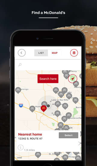 Fast Food Prize Apps - The Mcdonald's McCafe Platform Lets Consumers Place Orders and Redeem Offers
