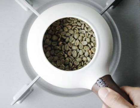 Custom Coffee Bean Roasters - The 'ZenRoast' Coffee Bean Roaster Makes Customized Coffee Better