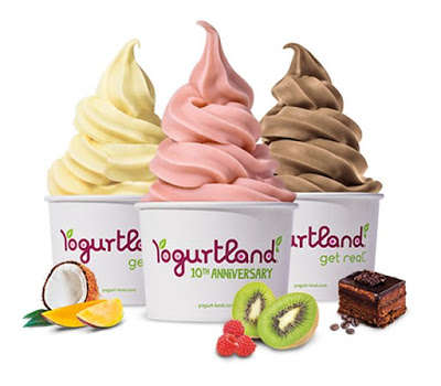 International Frozen Yogurt Flavors - This Frozen Yogurt Chain is Introducing Nine New Flavors