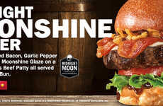 Moonshine-Infused Burgers