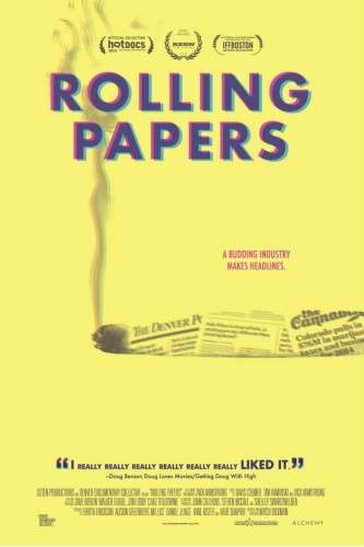 Cannabis Journalism Documentaries - 'Rolling Papers' is a Documentary on Colorado's Cannabis Culture