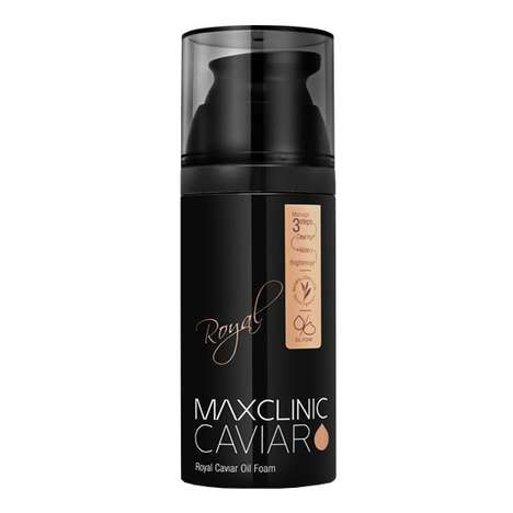 Caviar Oil Foams - Mac Clinic's Korean Skincare Clears Pores with Caviar