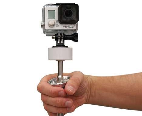 Stabilizing Camera Mounts